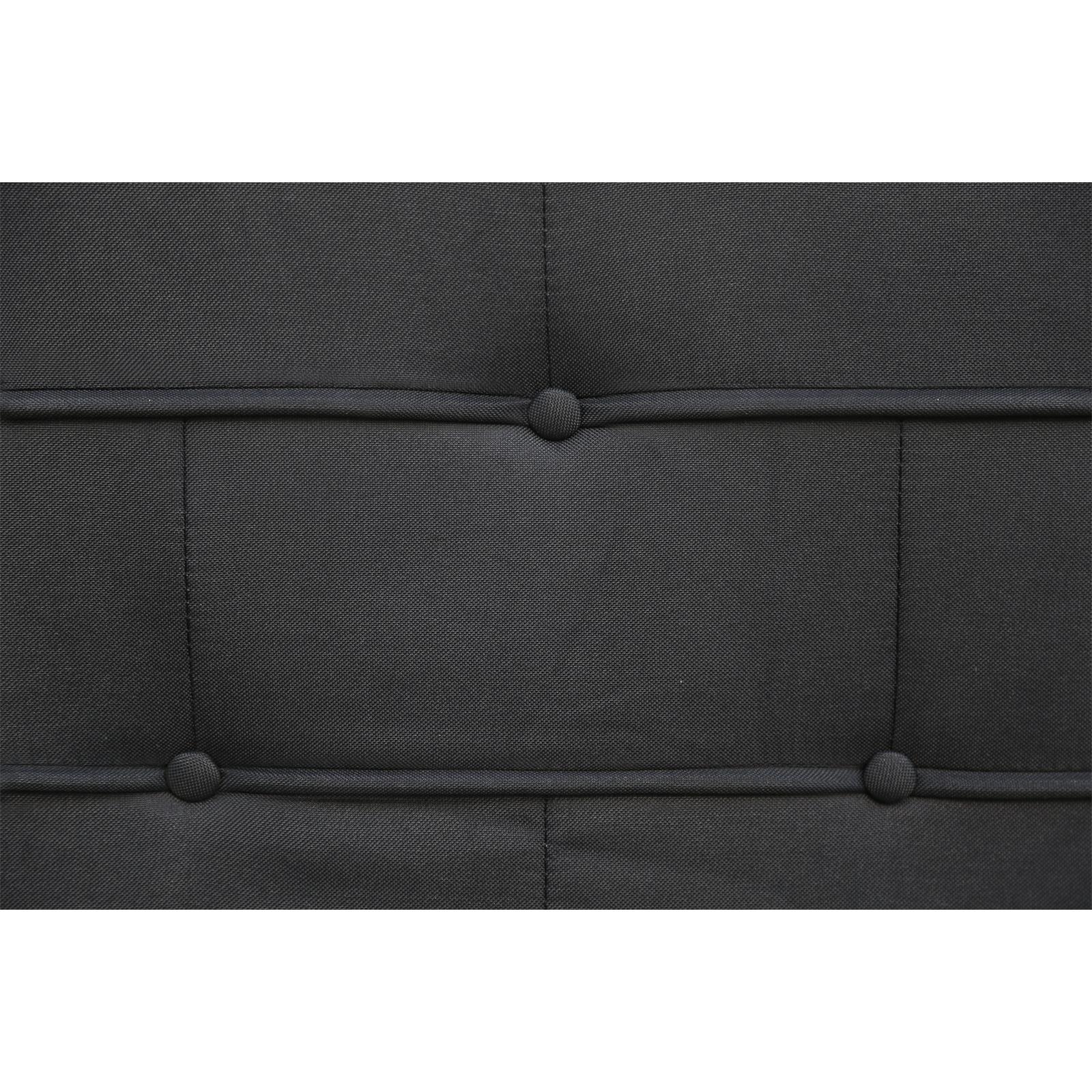 polsterbett einzelbett 120 x 200 cm inkl lattenrost jugendbett bettgestell ebay. Black Bedroom Furniture Sets. Home Design Ideas