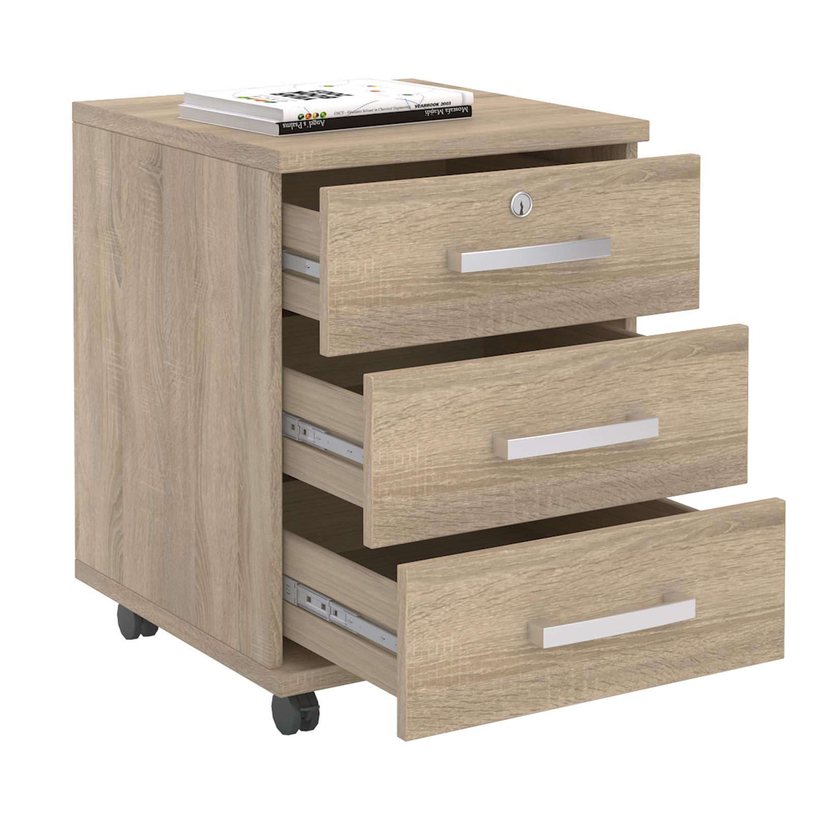 rollcontainer b rocontainer schubladenschrank b roschrank. Black Bedroom Furniture Sets. Home Design Ideas