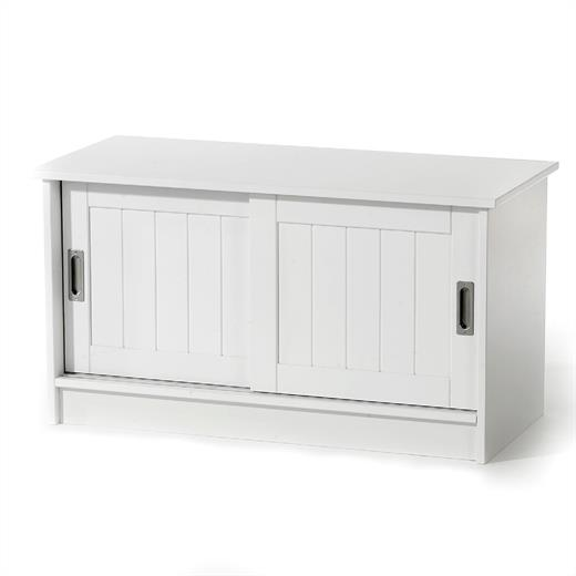sitzbank garderobenbank flur schuhe m bel mdf weiss 83 cm breit landhaus ebay. Black Bedroom Furniture Sets. Home Design Ideas
