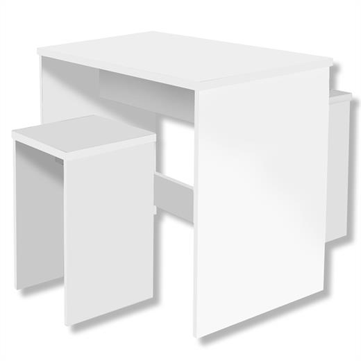 bartisch tresentisch bistro steh esszimmer k che m bel in weiss eiche s gerau ebay. Black Bedroom Furniture Sets. Home Design Ideas