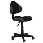 Bürodrehstuhl schwarz/grau