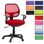 Kinderdrehstuhl in verschiedenen Farben