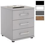 Bürocontainer TORONTO mit 3 Schubladen
