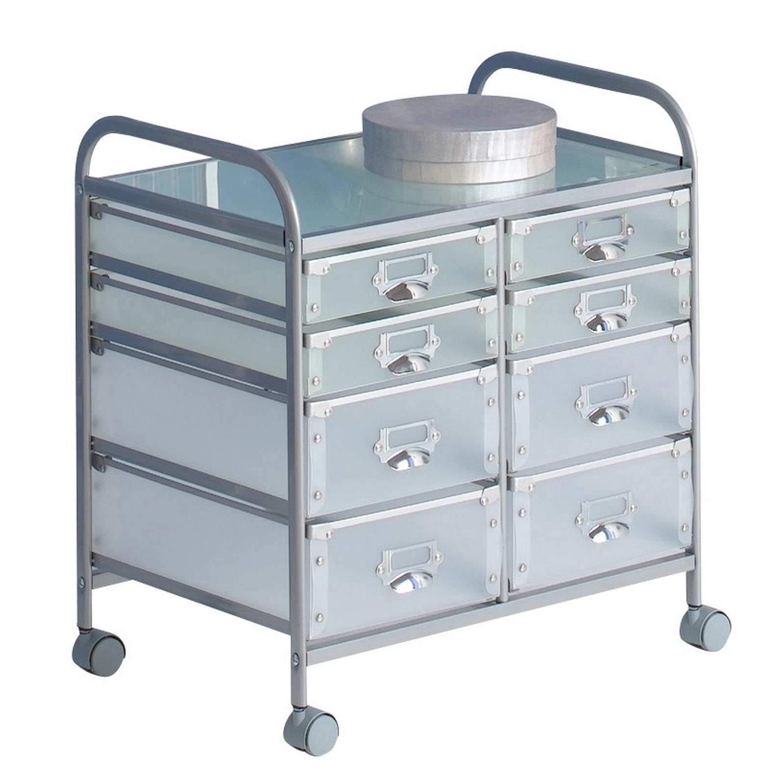 rollcontainer mit 8 schubladen caro m bel On rollcontainer schubladen