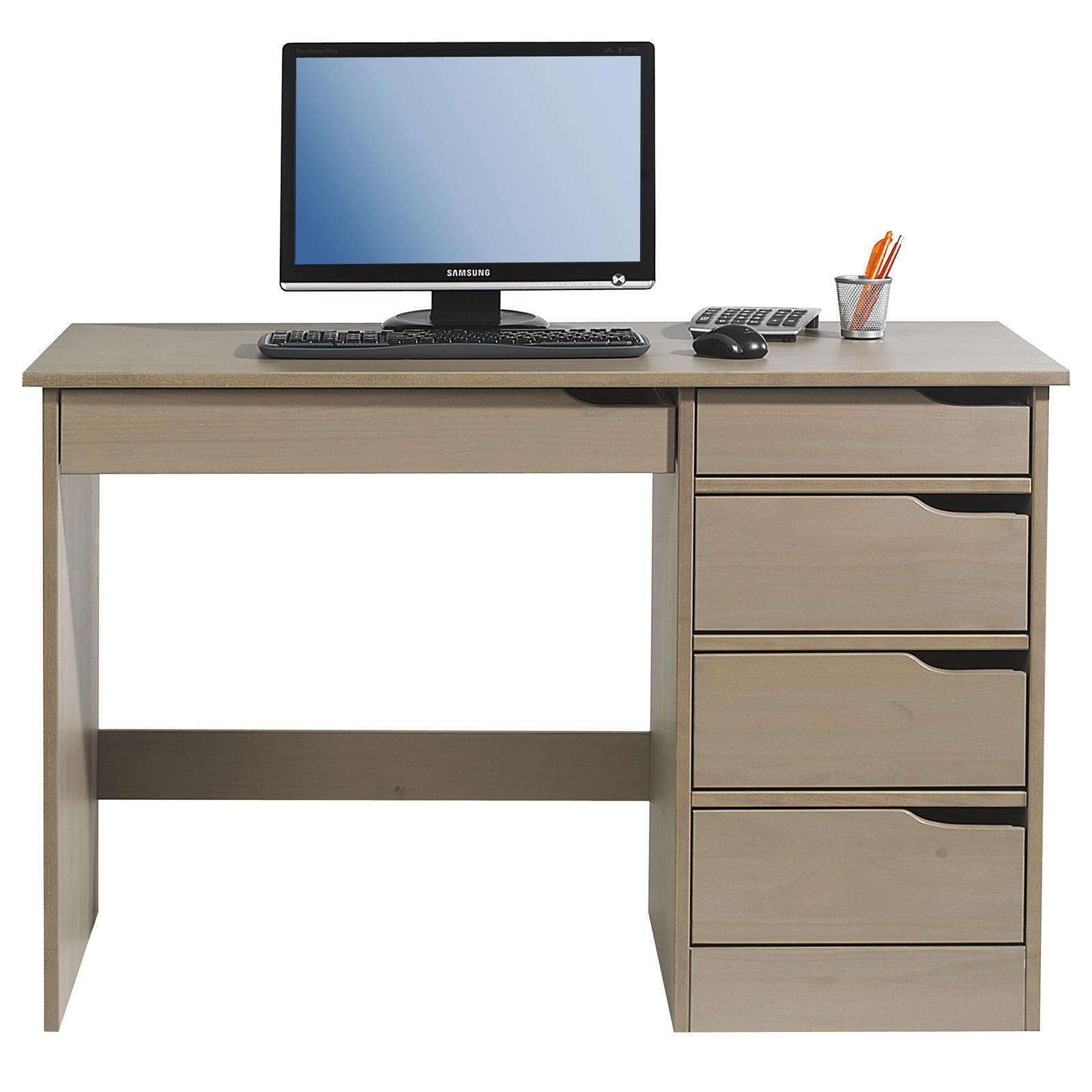 Schreibtisch Kiefer Massiv 2021