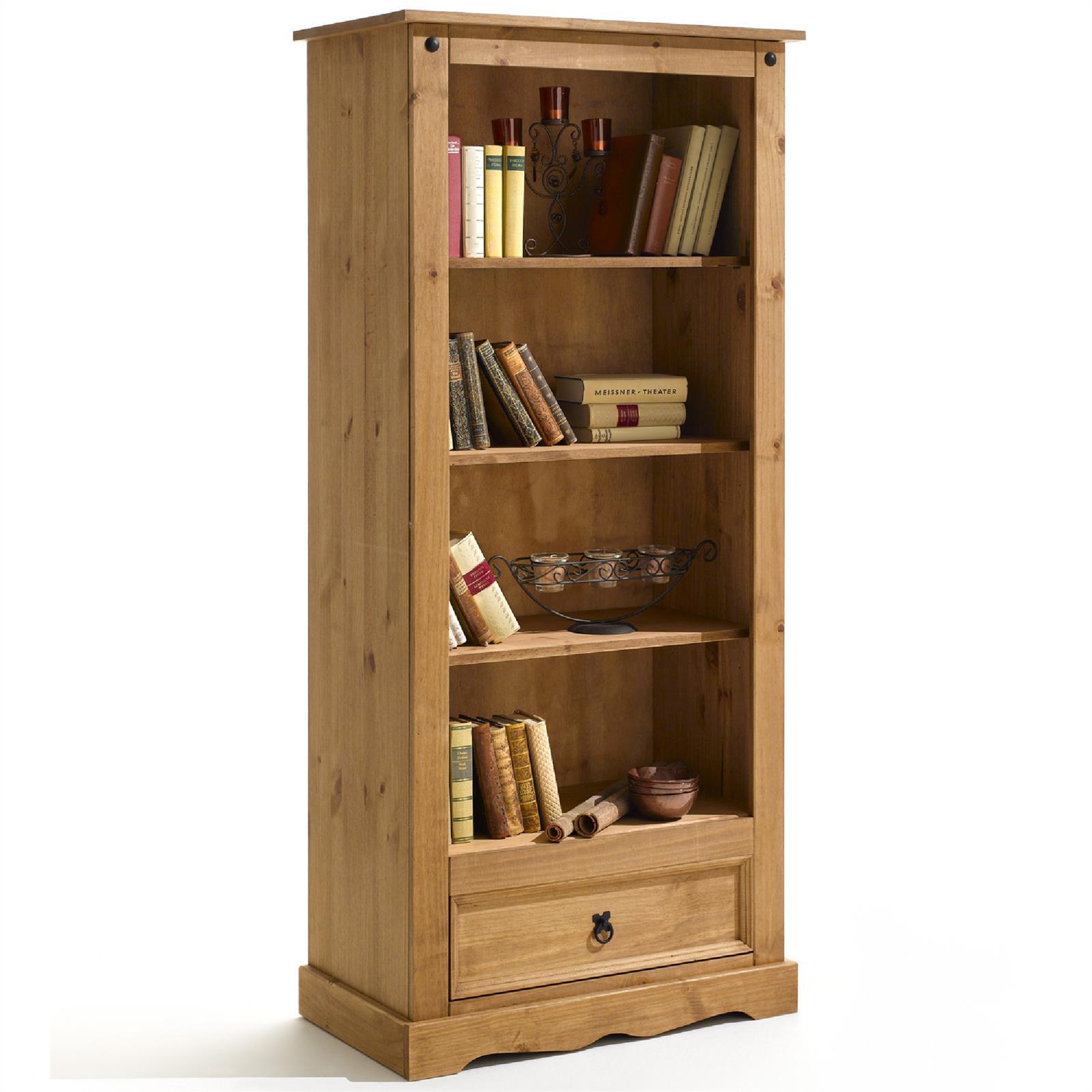b cherregal mexico m bel kiefer massiv caro m bel. Black Bedroom Furniture Sets. Home Design Ideas