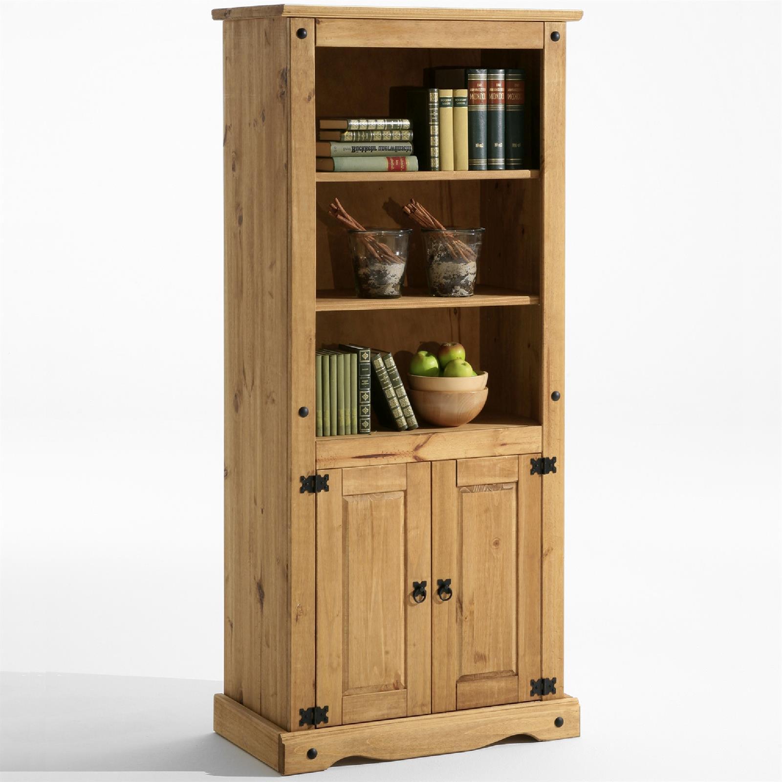 mexico m bel b cherregal kiefer massiv caro m bel. Black Bedroom Furniture Sets. Home Design Ideas