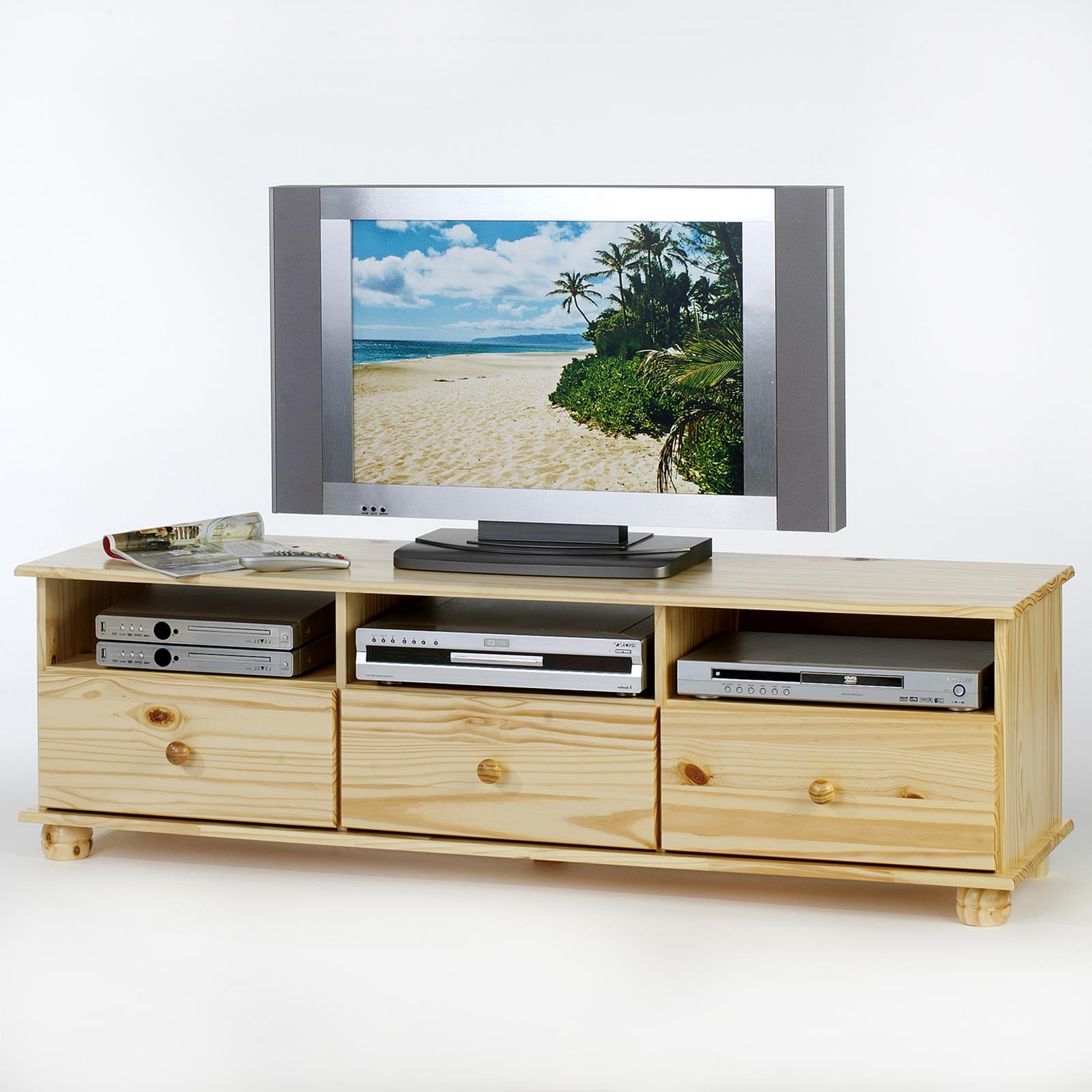 tv kommode aus massivem kiefernholz caro m bel. Black Bedroom Furniture Sets. Home Design Ideas