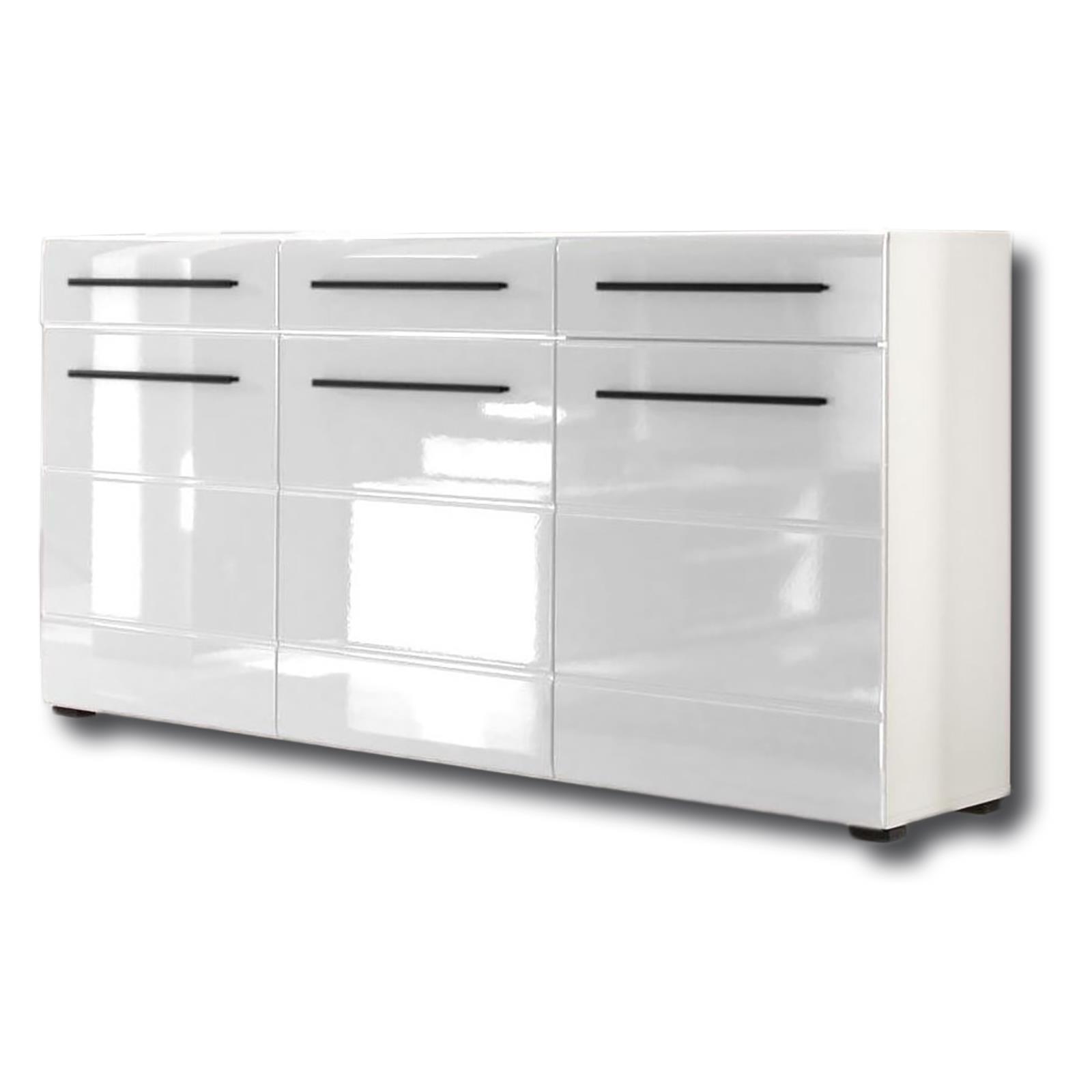 sideboards kommoden hochglanz carprola for. Black Bedroom Furniture Sets. Home Design Ideas