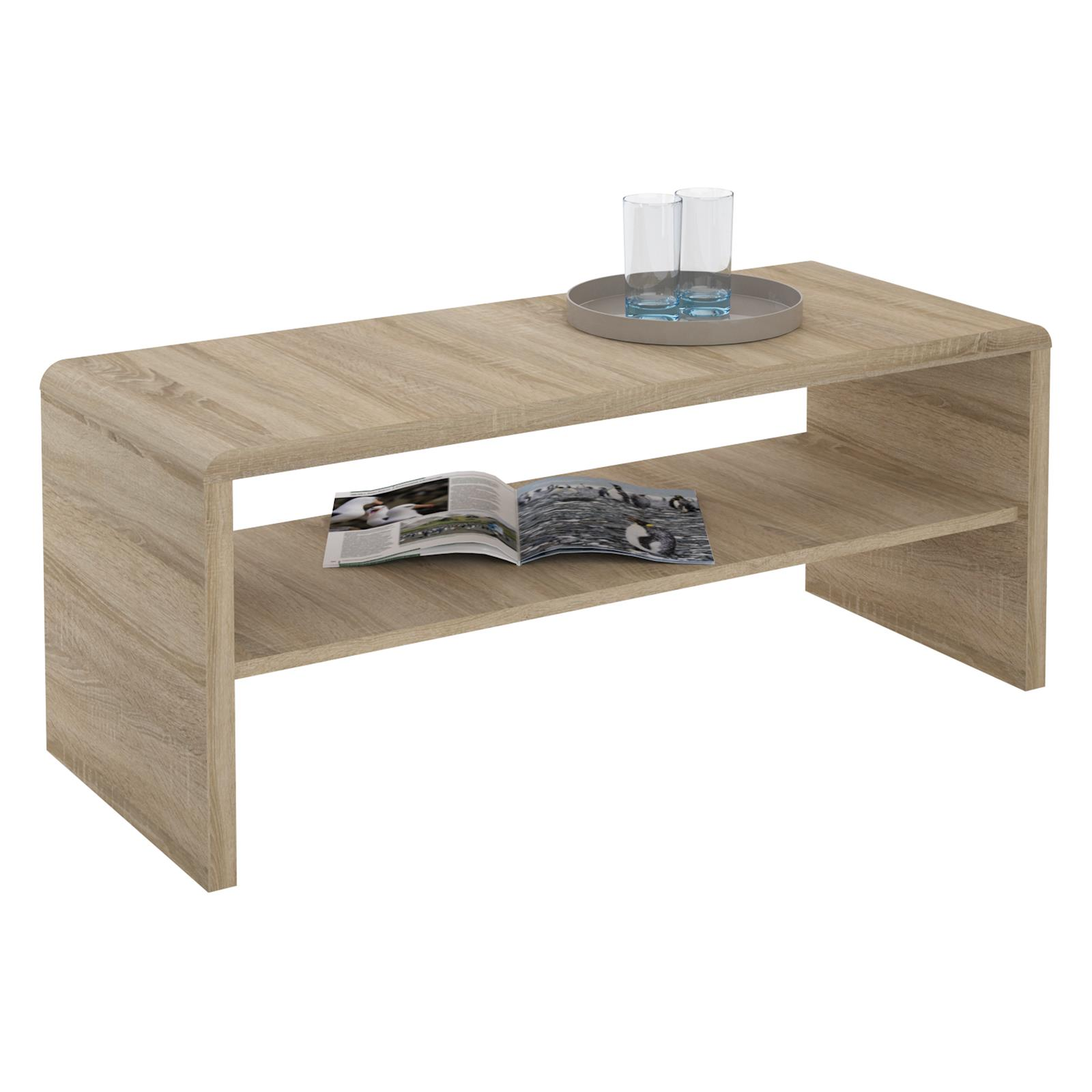 tv lowboard couchtisch lenni in sonoma eiche caro m bel. Black Bedroom Furniture Sets. Home Design Ideas
