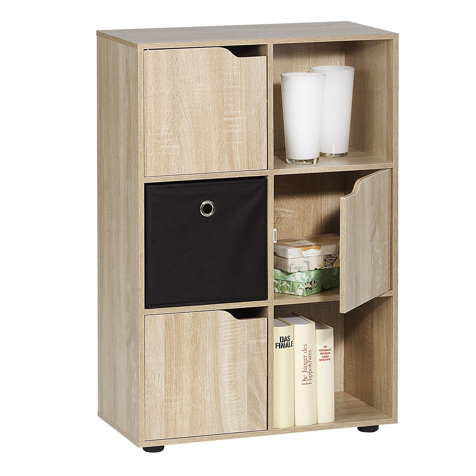 b cherregal vermont in sonoma eiche 60 x 90 cm caro m bel. Black Bedroom Furniture Sets. Home Design Ideas
