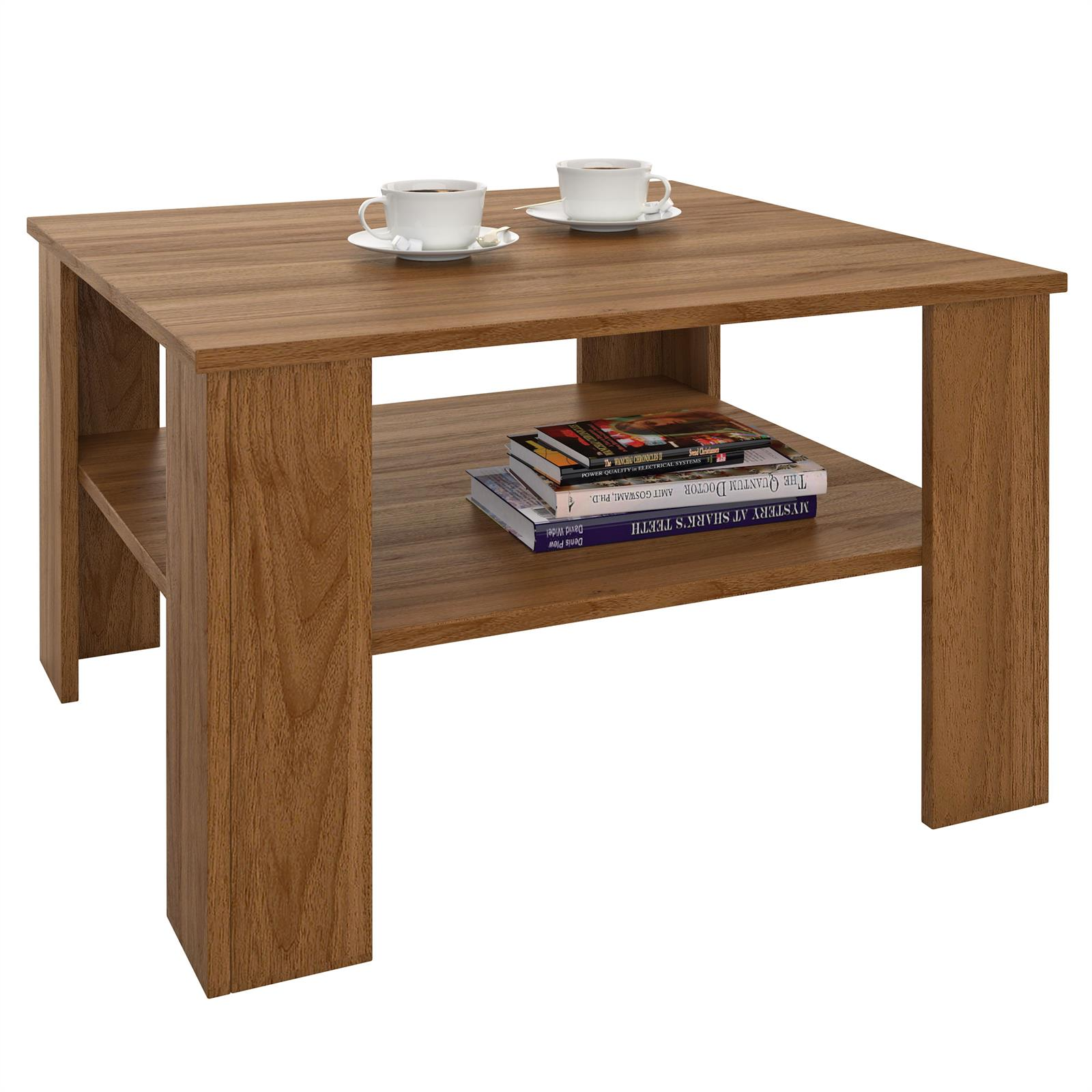 couchtisch felice in nussbaum 68 x 68 cm caro m bel. Black Bedroom Furniture Sets. Home Design Ideas