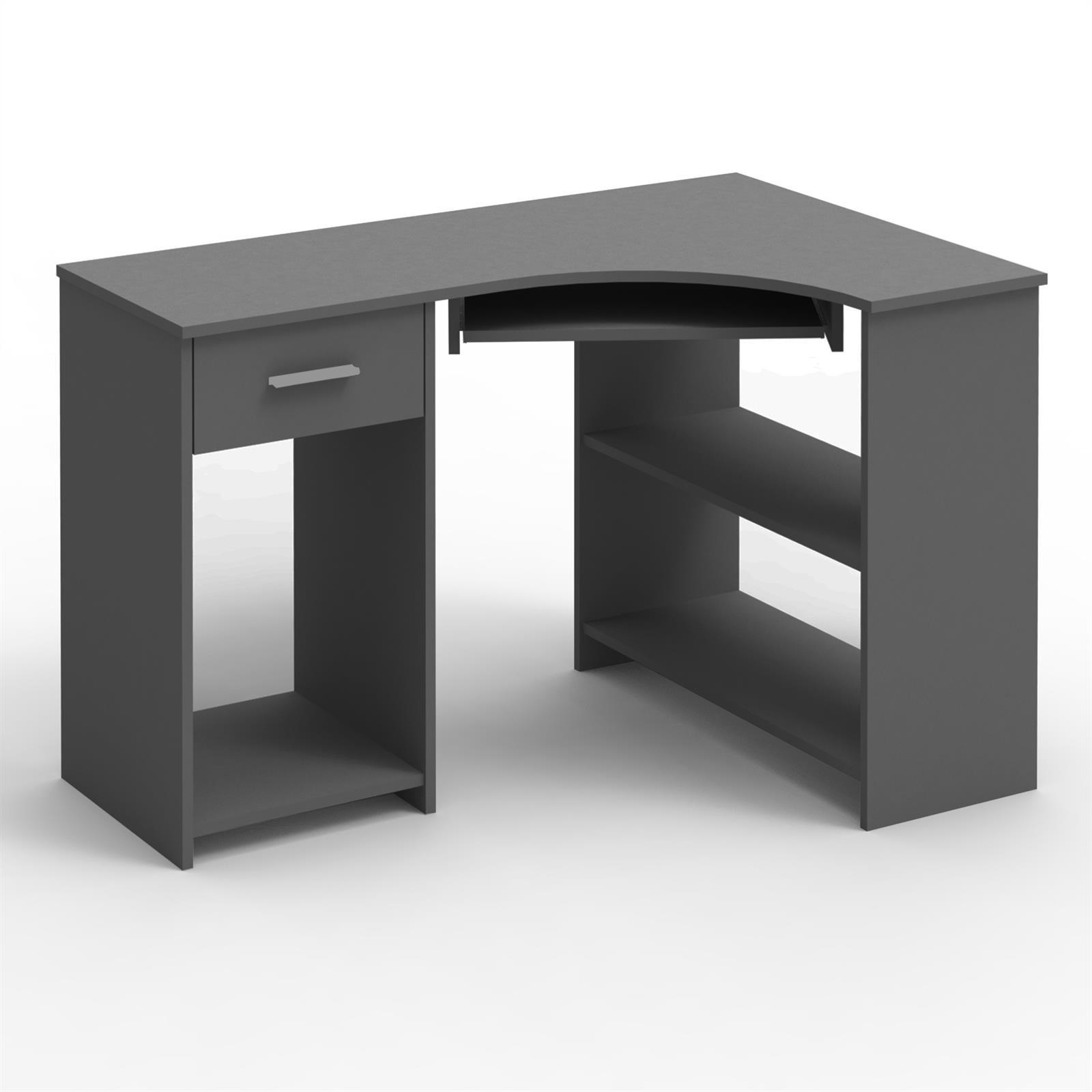 Eckschreibtisch Schreibtisch Computertisch B Rotisch