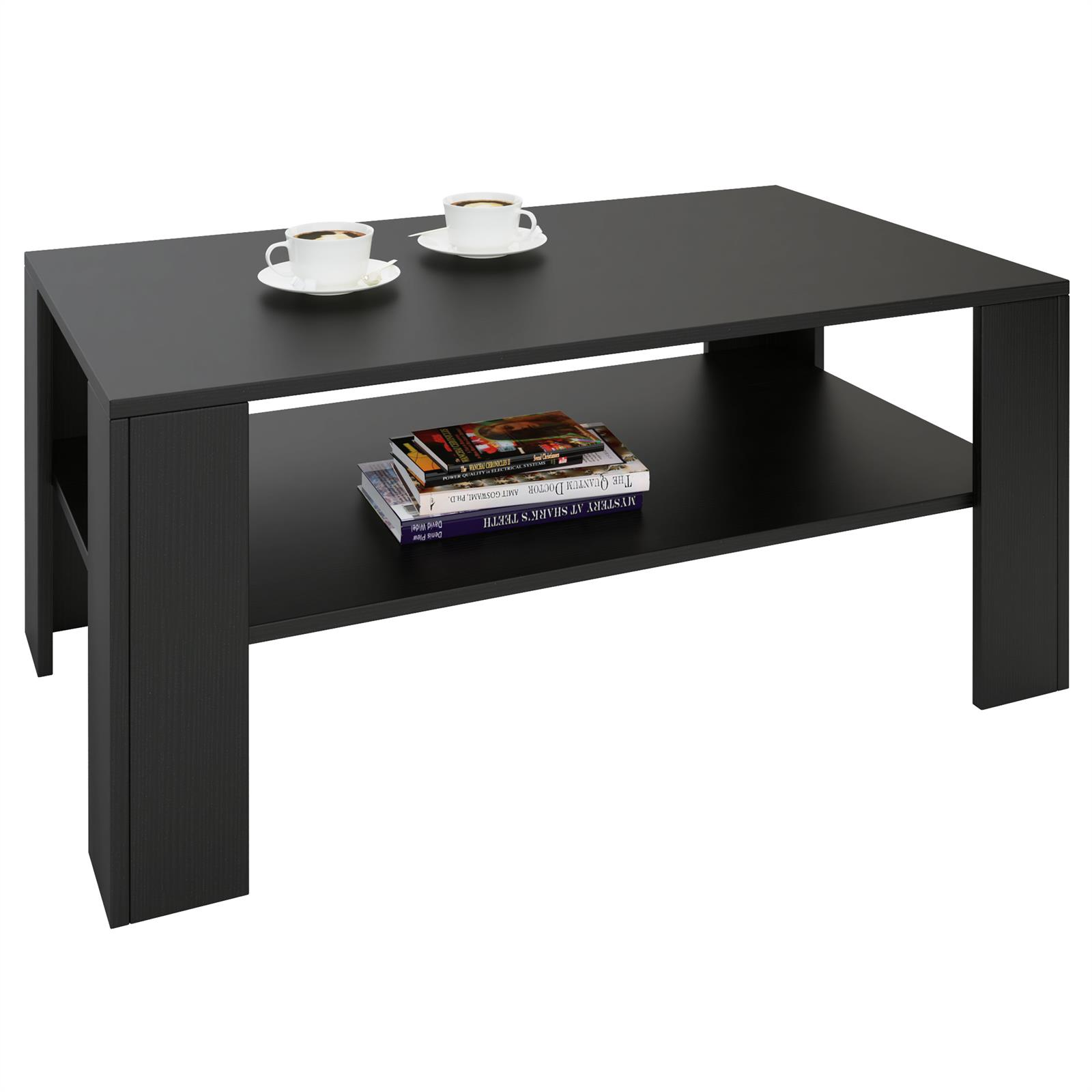 couchtisch animo in schwarz 100 x 60 cm caro m bel. Black Bedroom Furniture Sets. Home Design Ideas