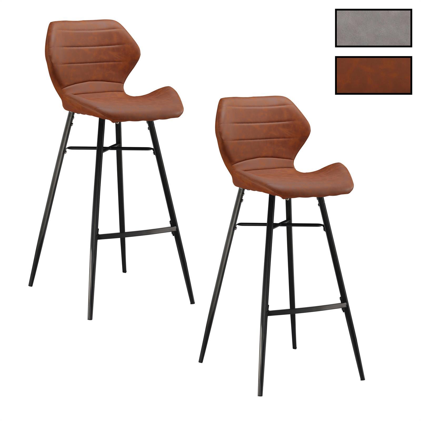 barhocker lamia in braun caro m bel. Black Bedroom Furniture Sets. Home Design Ideas
