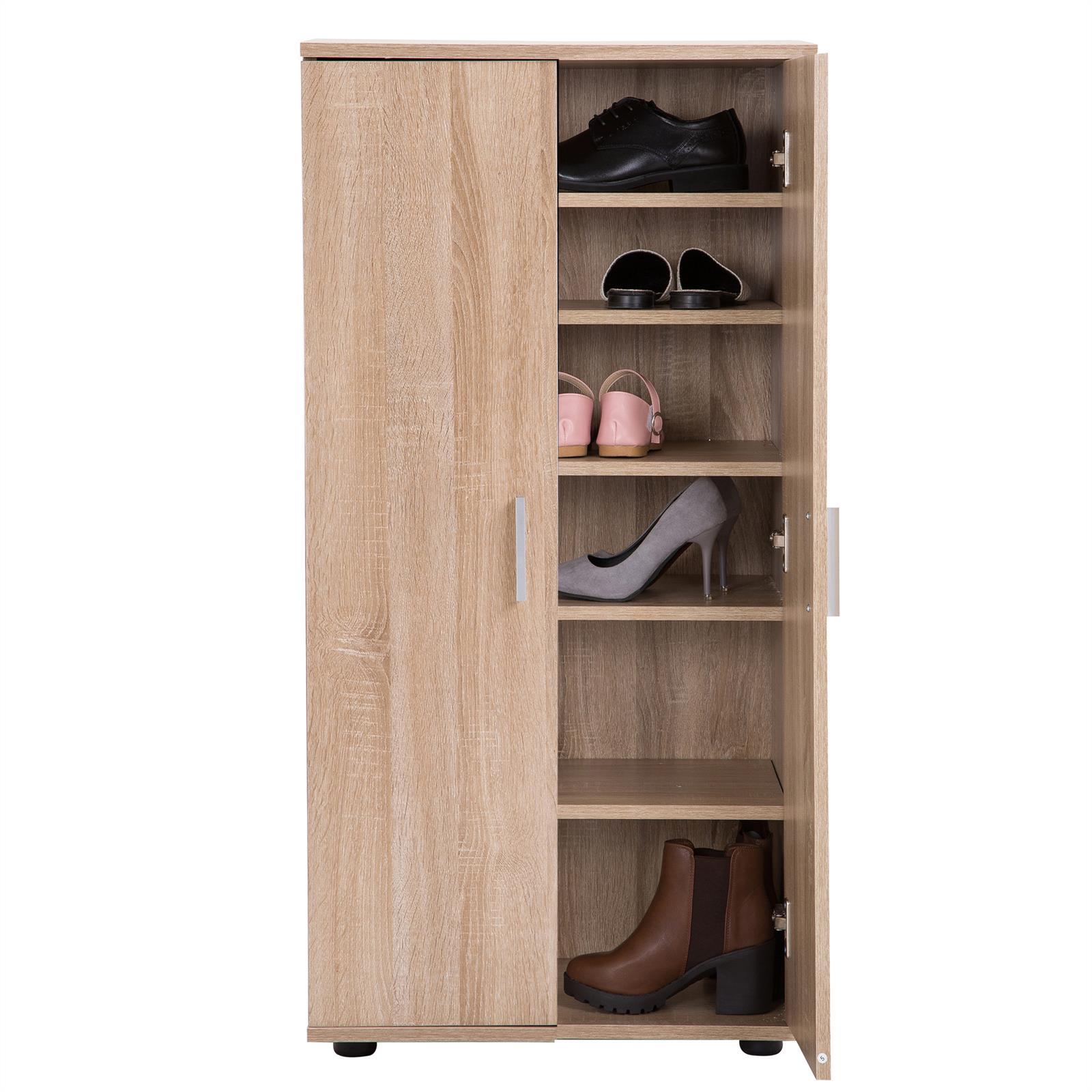 Attraktiv Schuhschrank Mit Türen Ideen Von Schuhschrank-schuhregal-kommode-aufbewahrung-diele-flur-55cm-breit-