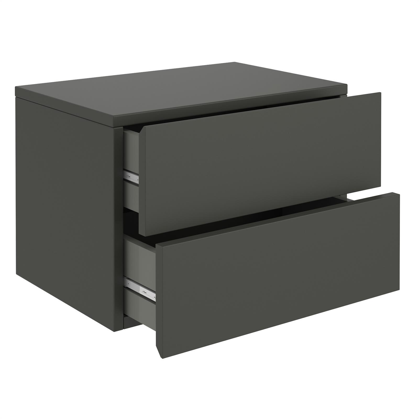 nachtkommode h ngend wandregal wandboard h ngeregal. Black Bedroom Furniture Sets. Home Design Ideas