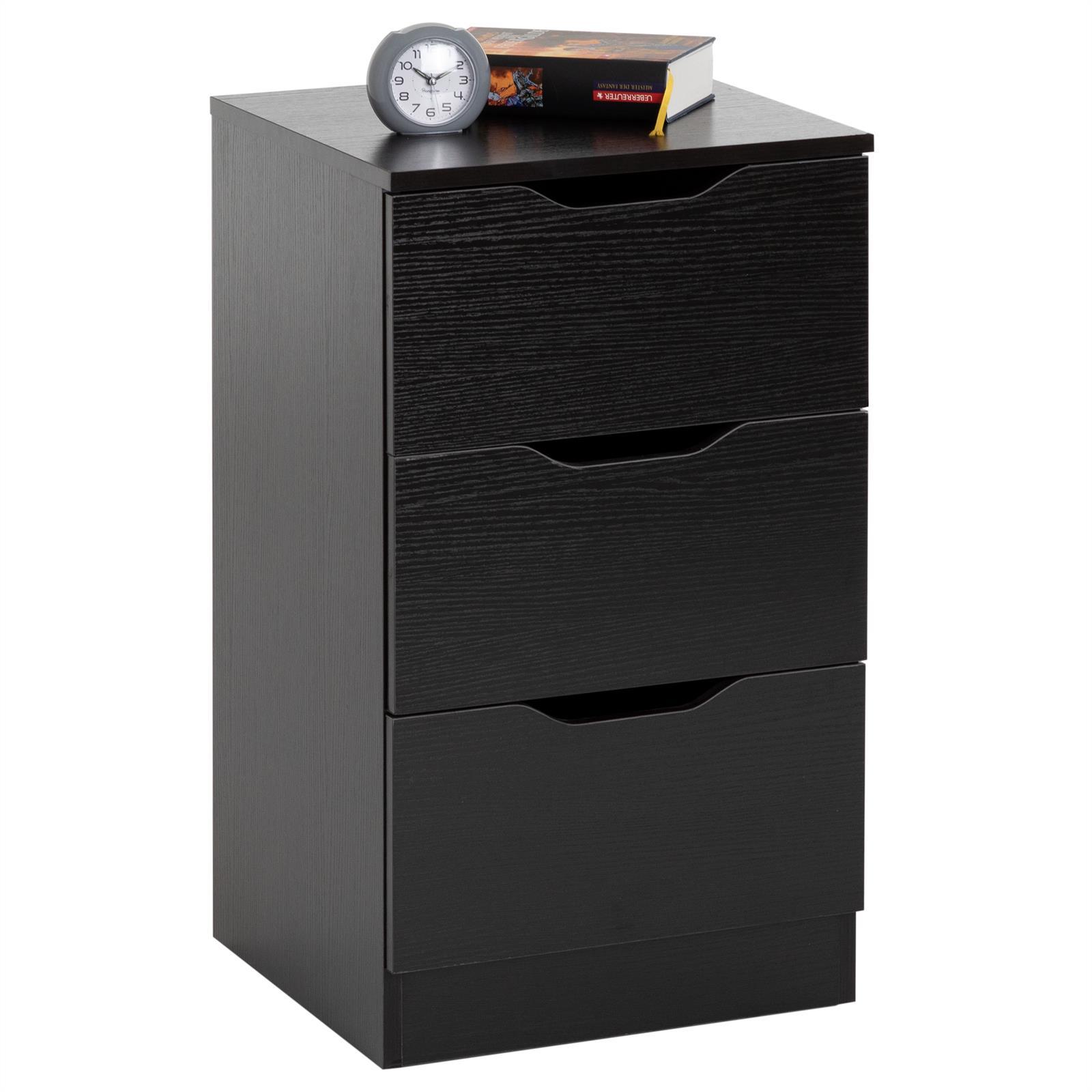 nachttisch nachtkommode nachtschrank f r boxspringbett. Black Bedroom Furniture Sets. Home Design Ideas