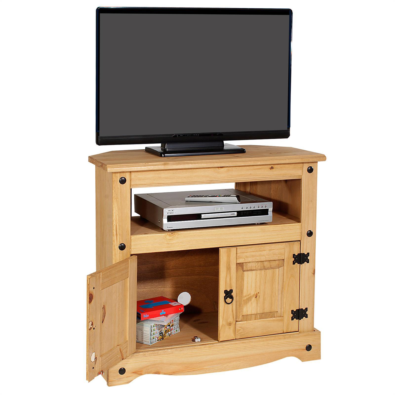 tv rack salsa eckregal kiefer massiv caro m bel. Black Bedroom Furniture Sets. Home Design Ideas