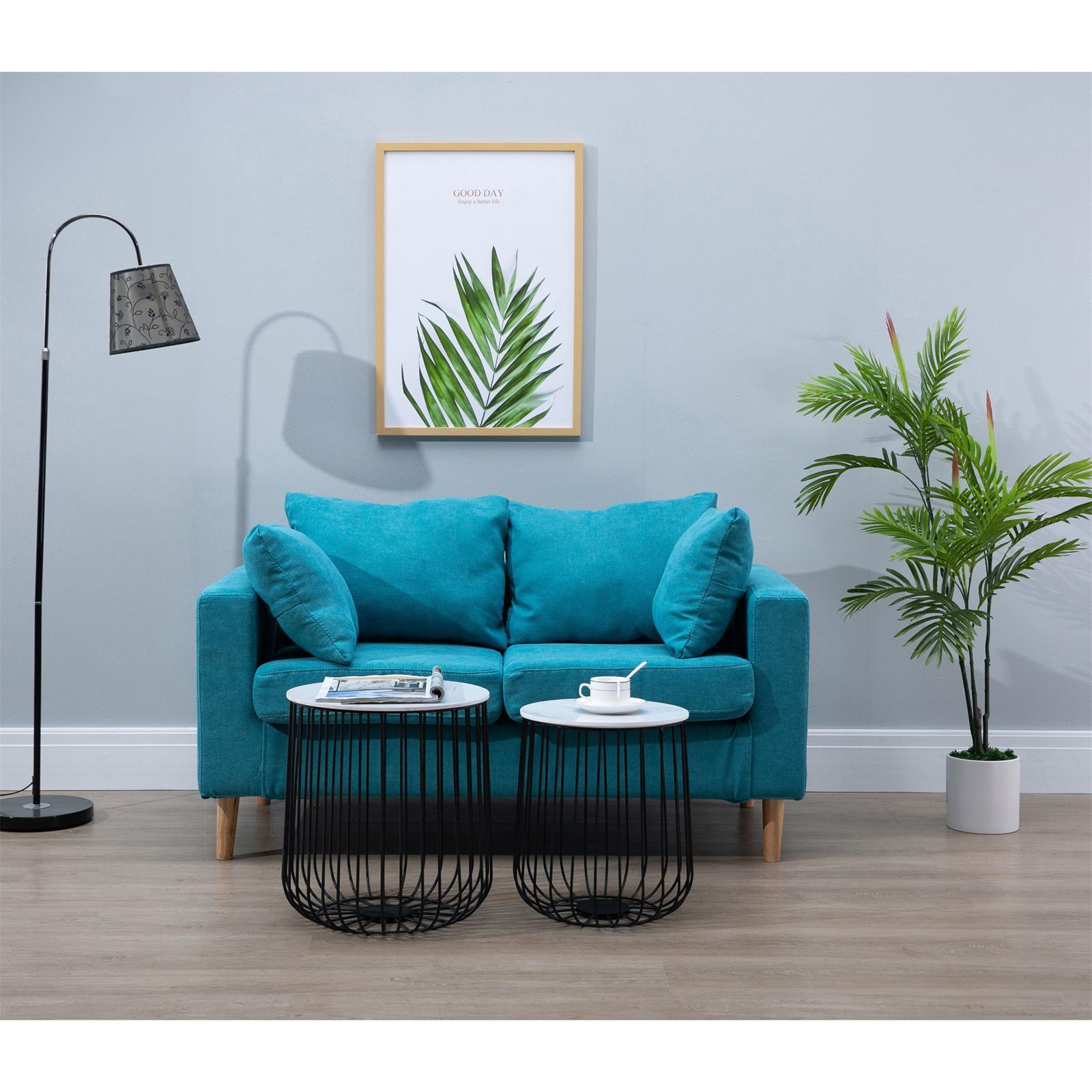 couchtisch errano 2er set deckel in marmor optik wei. Black Bedroom Furniture Sets. Home Design Ideas