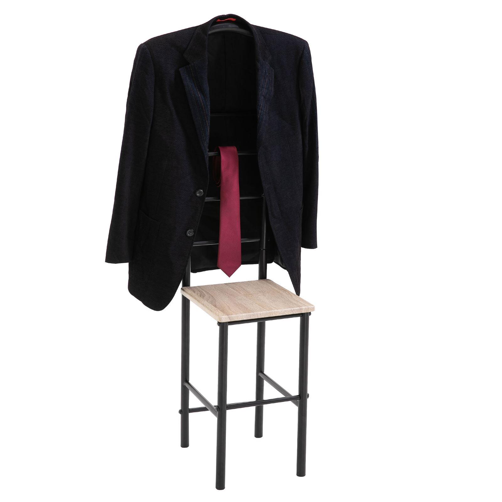 Stummer Diener Ablage Garderobe Jacken Haken Ständer Herrendiener Kleiderbutler