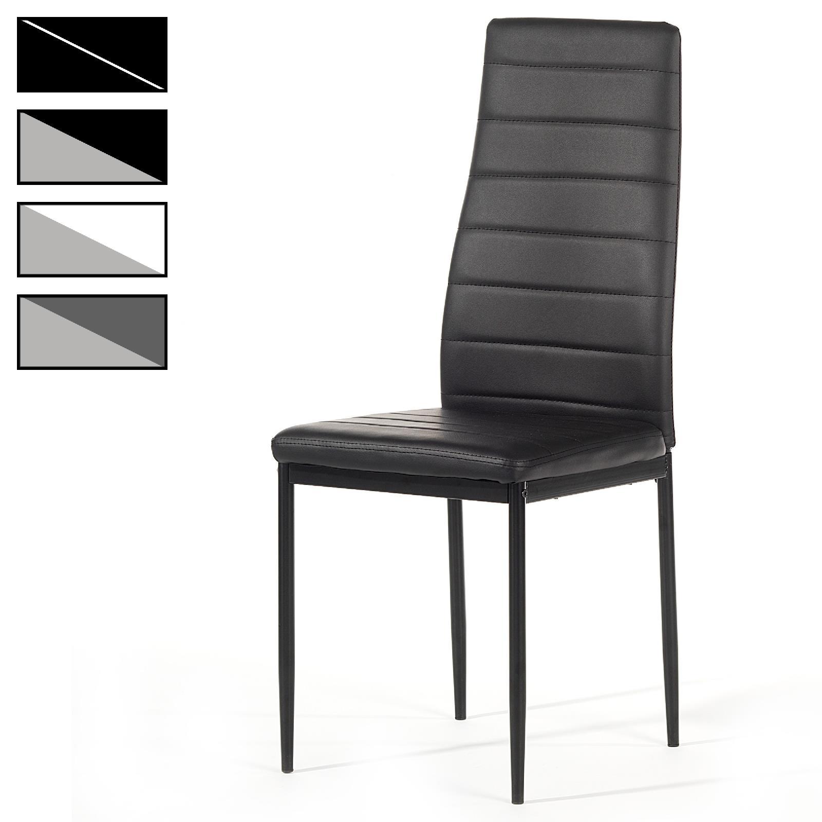 esszimmerstuhl 4er set in braun caro m bel. Black Bedroom Furniture Sets. Home Design Ideas