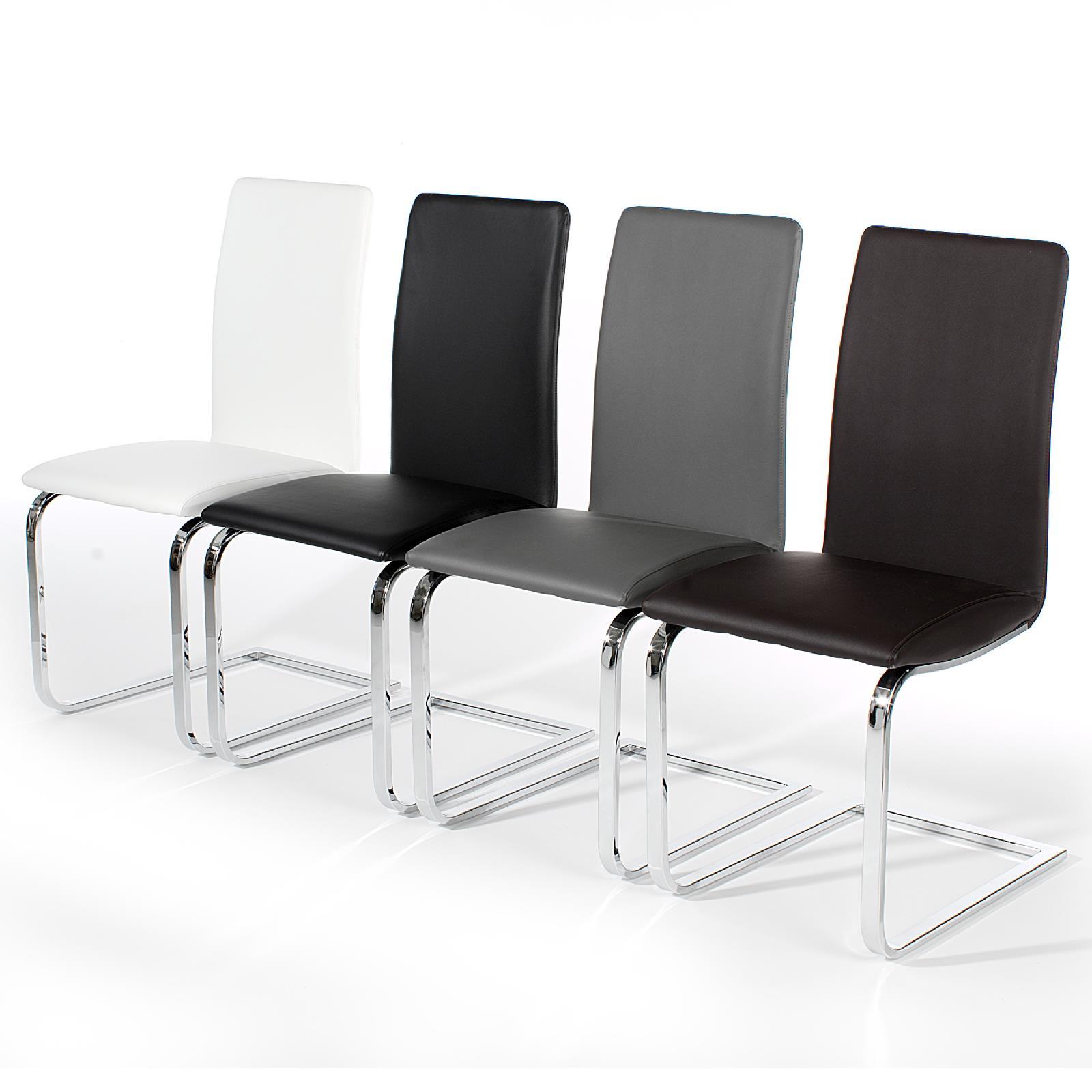 schwingstuhl 4er set in versch farben caro m bel. Black Bedroom Furniture Sets. Home Design Ideas
