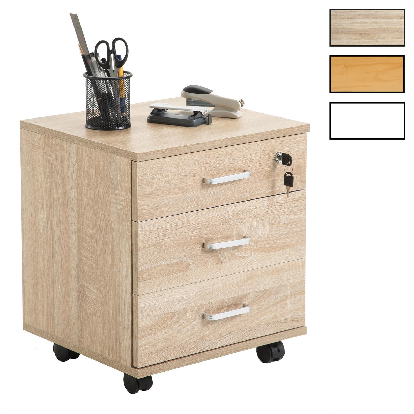 rollcontainer saturn mit 3 schubladen caro m bel. Black Bedroom Furniture Sets. Home Design Ideas