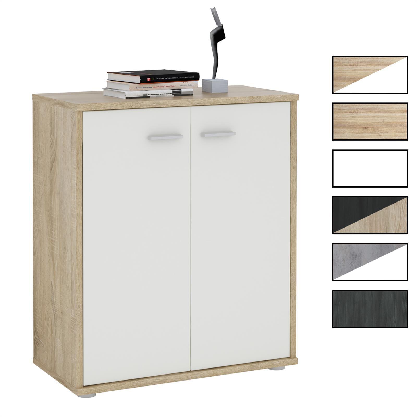 kommode tommy versch farben mit 2 t ren caro m bel. Black Bedroom Furniture Sets. Home Design Ideas