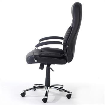 Chefsessel, ergonomisch, schwarz