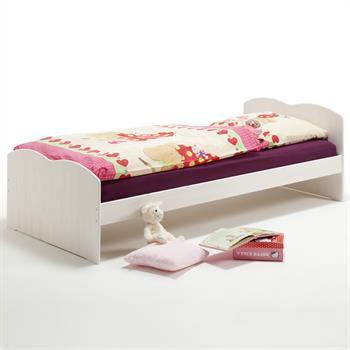 Kinderbett AURORA in 90 x 200 cm, weiß