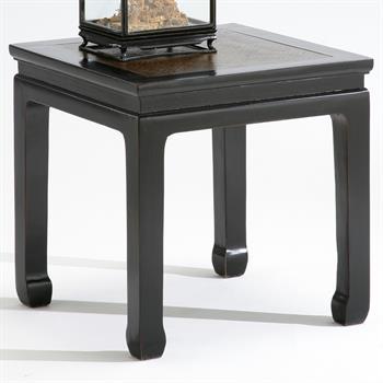 Beistelltisch, China Möbel in schwarz
