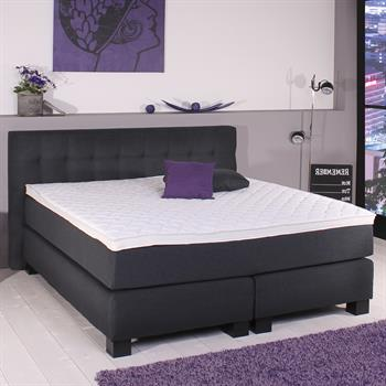 Boxspringbett Set ANNE 180x200 cm in 2 Farben