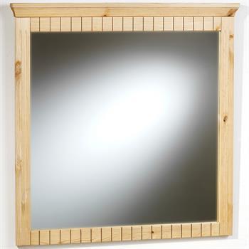 Spiegel BJÖRG mit Rahmen aus Kiefermassivholz