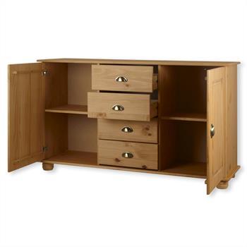 apothekerkommode aus kiefer holz online kaufen caro m bel. Black Bedroom Furniture Sets. Home Design Ideas