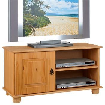TV Möbel Lowboard BELFORT, Kiefer massiv