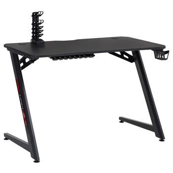 Gaming Tisch BASE in schwarz