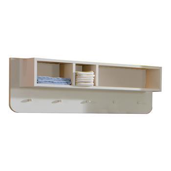 Wandboard MIO in weiß 95x34x20 cm