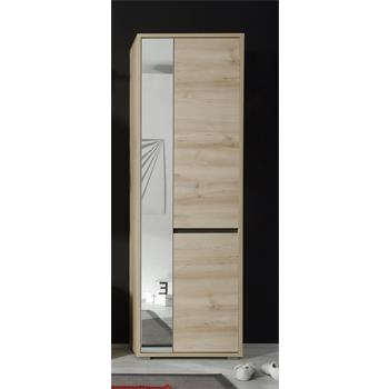 Hochschrank SOPHIA mit Spiegel, 3 Türen