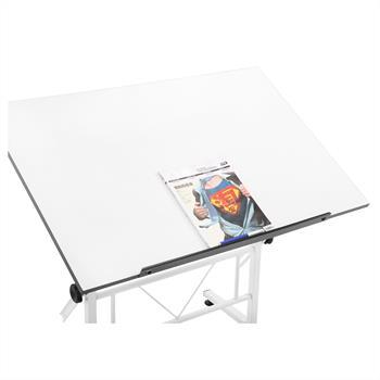 Zeichentisch MORELIA mit verstellbarer Tischplatte