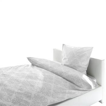 Bettwäsche mit Muster in natur