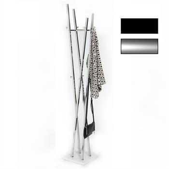 Kleiderständer aus Metall mit 8 Haken