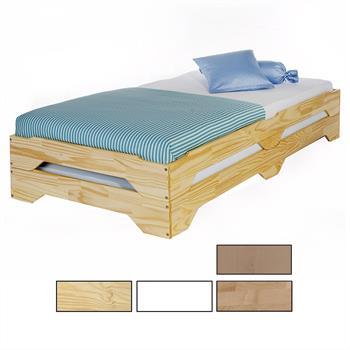 2er Stapelbett in verschiedenen Farben