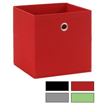 Stoffbox im 2er Set in versch. Farben