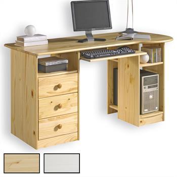 PC-Schreibtisch BOB in verschiedenen Farben