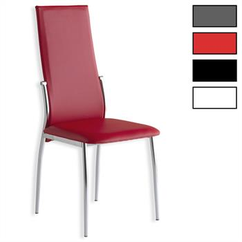 Esszimmerstuhl DORIS im 4er Set, verschiedene Farben