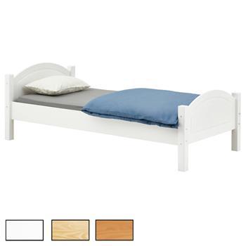 Holzbett FLIMS in verschiedenen Farben und Größen