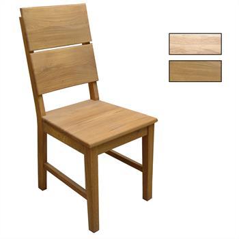 2er Stuhl-Set THEA aus Massivholz, Farbwahl