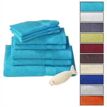 Handtuch PACO in 4 Größen & 10 Farben