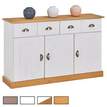 Anrichte 2 Schubladen 3 Türen in 2 Farben
